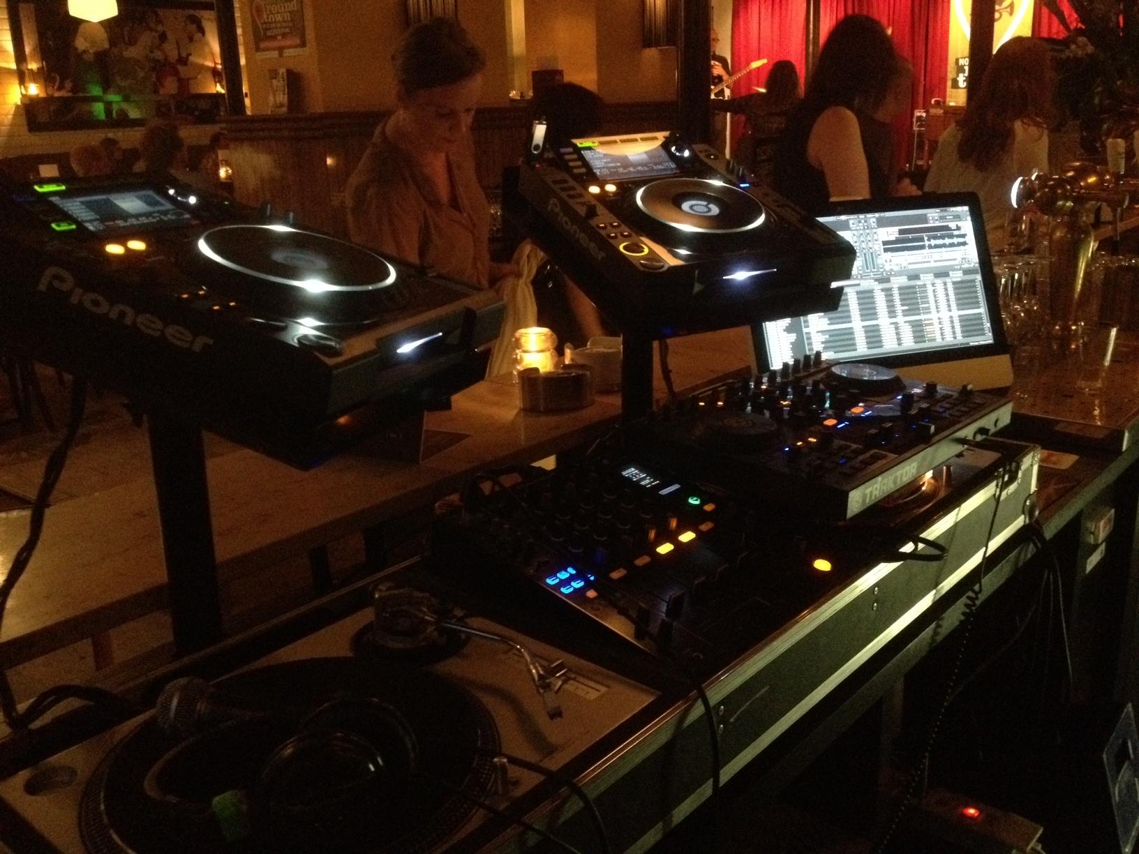 DJ Booth - DJ XLR @ Dizzy.JPG