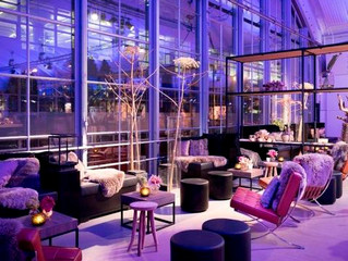 Maandag 29 mei - PRIVATE PARTY @ Cruise Terminal - Official Introduction Magazine InsideRotterdam...
