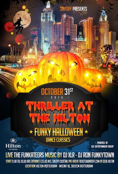 Thriller @ The Hilton v.3
