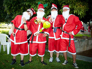 Vrijdag 15 december 2017 - Bingo Party - Thor de Bataaf - Best Dressed Santa.