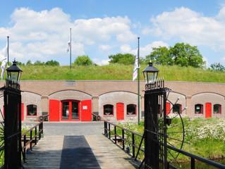Dinsdag 19 juli - Fort Voordorp - Groenekan. Bedrijfspresentatie Keuken Concurrent