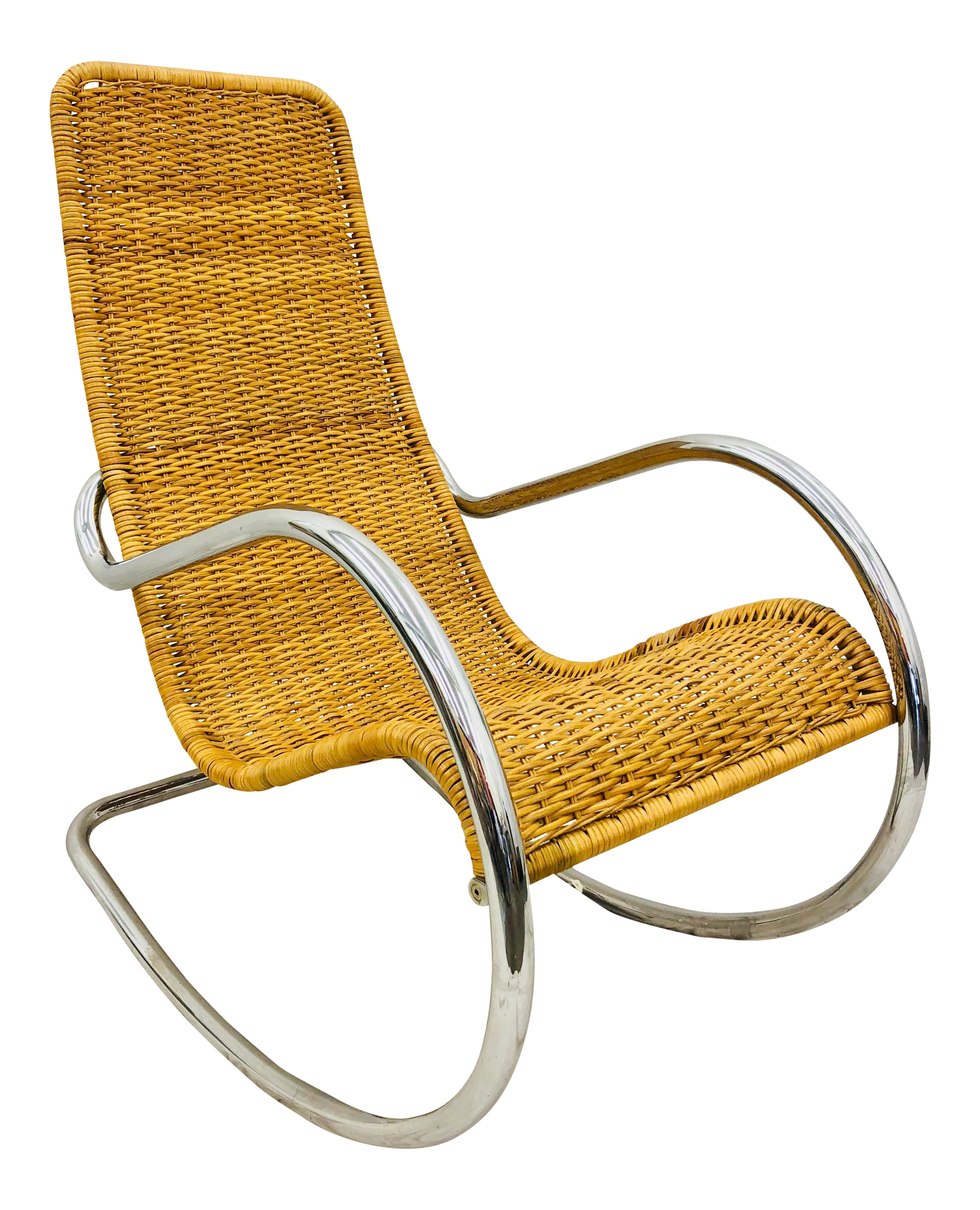 mid-century-modern-thonet-rocking-chair-