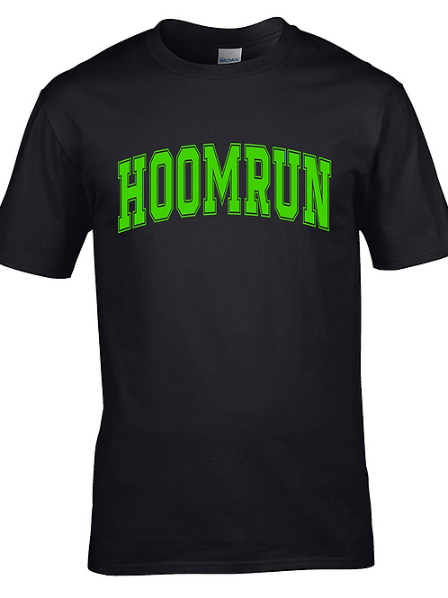 Hoomrun College T-Shirt