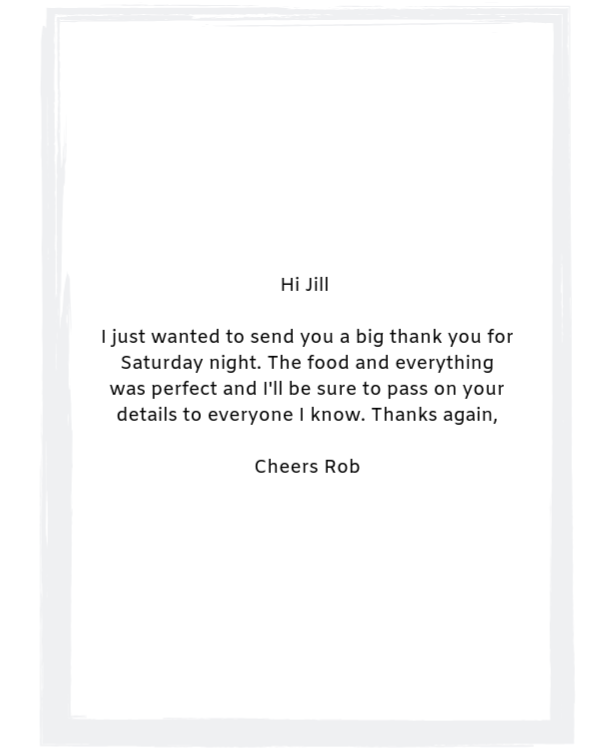 GOOD 2 EAT CATERING REVIEW