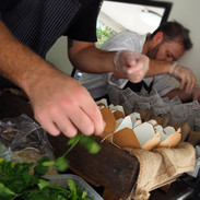 CATERING NOOSA HEADS WITH CHEF SIMON WALLACE