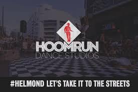 Buiten dansen in Helmond
