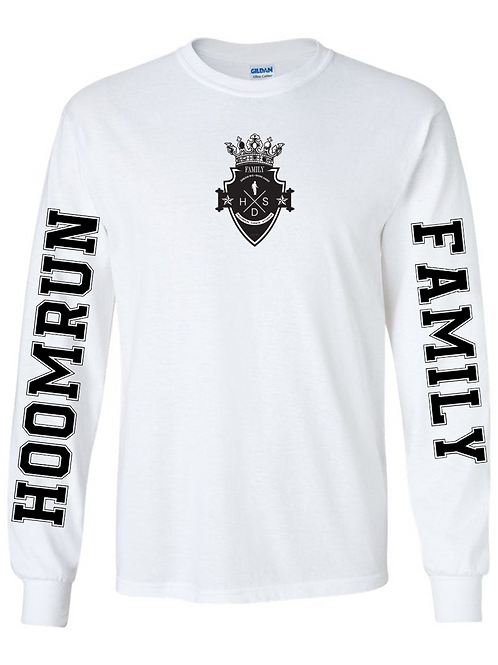 Hoomrun Family Long T-shirt