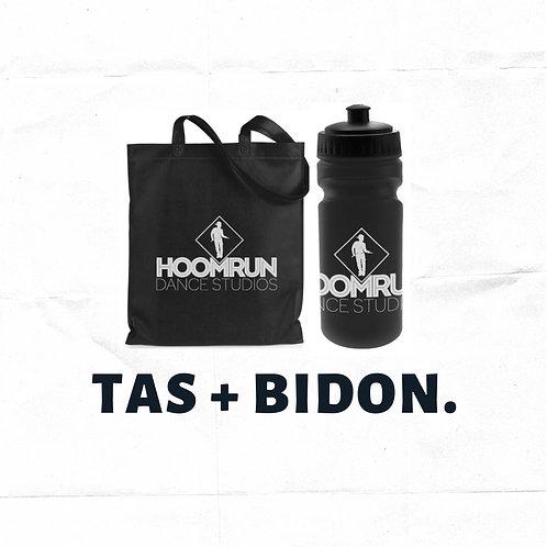 Hoomrun Tas + Bidon