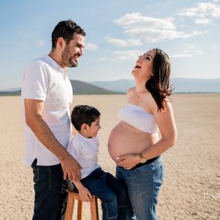 Sesión de embarazo  en Guadalajara