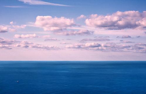 Pinky dreamy clouds