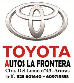 Autos La Frontera (Toyota Arucas)
