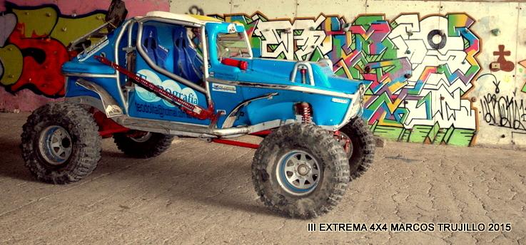 III EXTREMA 4X4 MARCOS TRUJILLO (703)