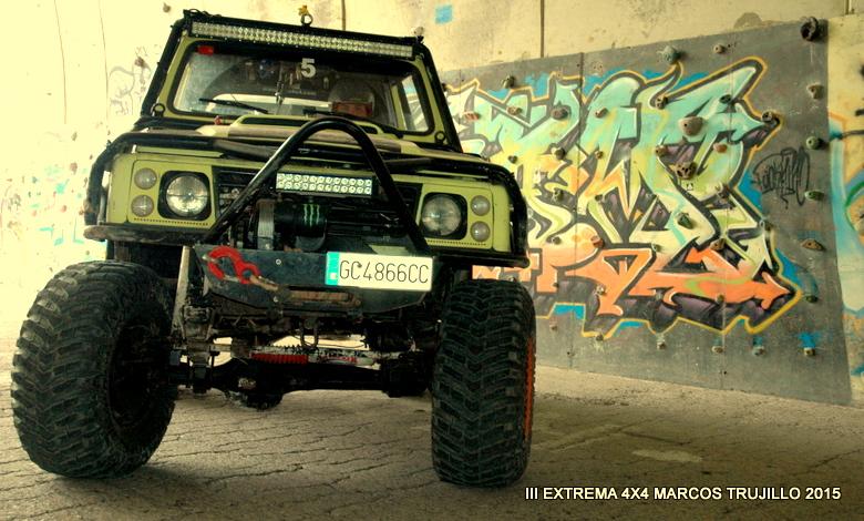 III EXTREMA 4X4 MARCOS TRUJILLO (701)