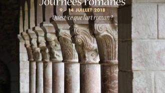 Journées romanes, du 9 au 14 juillet 2018 : Qu'est-ce que l'art roman ?