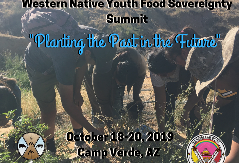 2019 Western Native Youth Food Sovereignty Summit