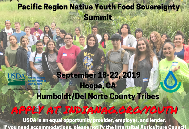 2019 Pacific Region Youth Food Sovereignty Summit