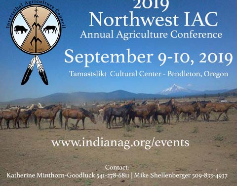 2019 Northwest IAC Annual Agriculture Conference