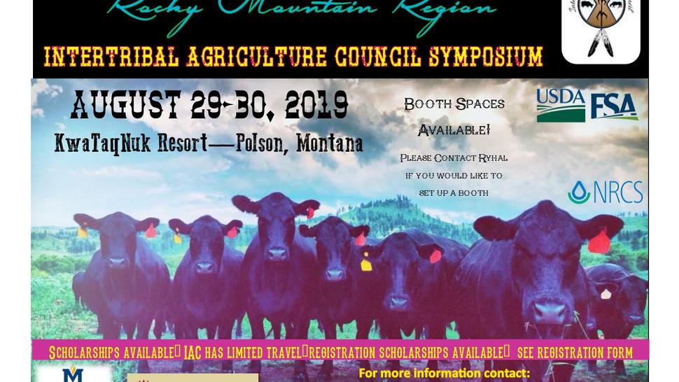 2019 Rocky Mountain IAC Symposium