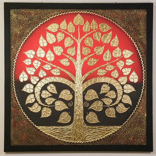 Prosperity Gold Tree