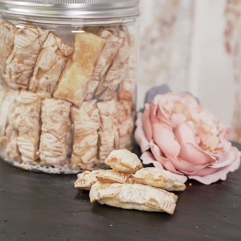 Almond Puff Crisps