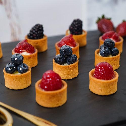 Mini Berries Tartlet