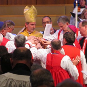 Three Meanings of Apostolic Succession with Archbishop Michael Ramsey