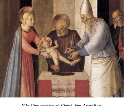 The Good News of the Circumcision