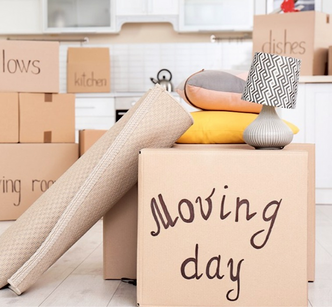 Making Moving In Less Stressful