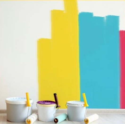 Changing up your wall colors?  Here are some tips.