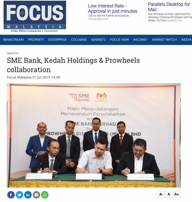 Focus Malaysia | 1 July 2019