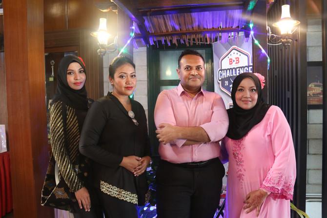 """Majlis Pelancaran """"Buffet Ramadhan"""" 2018 : Citarasa Kampungku Menjadi Pilihan !"""