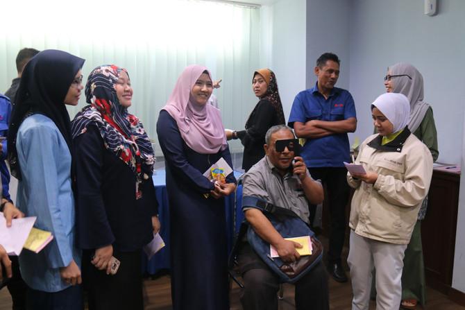 Jom Sihat Bersama Putra Medical Centre (PMC).