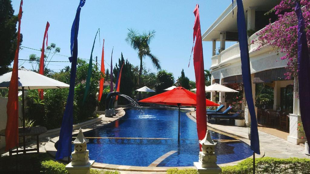 Bali paradise hotel boutique resort for Boutique resort