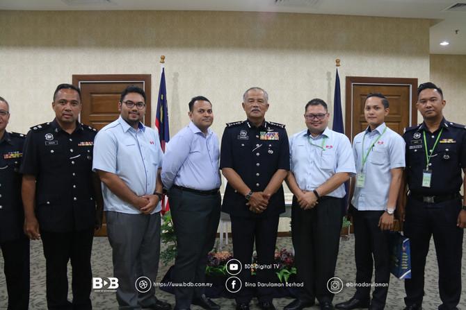 Kumpulan BDB Adakan Kunjungan Hormat Ke Pejabat Ketua Polis Negeri Kedah
