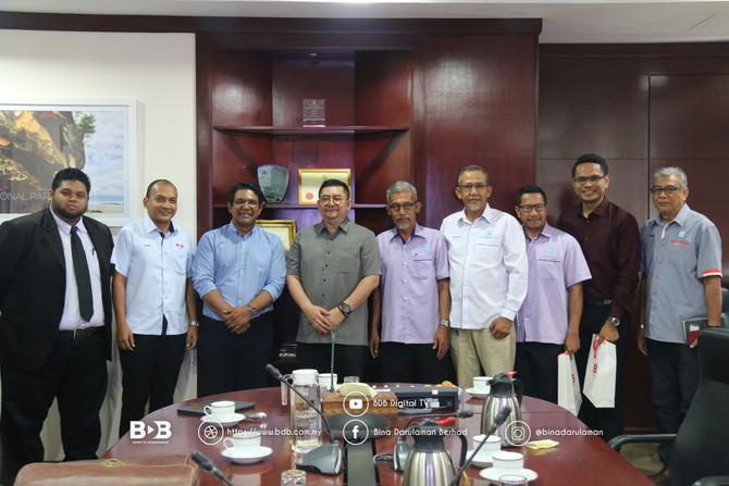 BDB Terima Lawatan Dari Koperasi Telekom Malaysia Berhad