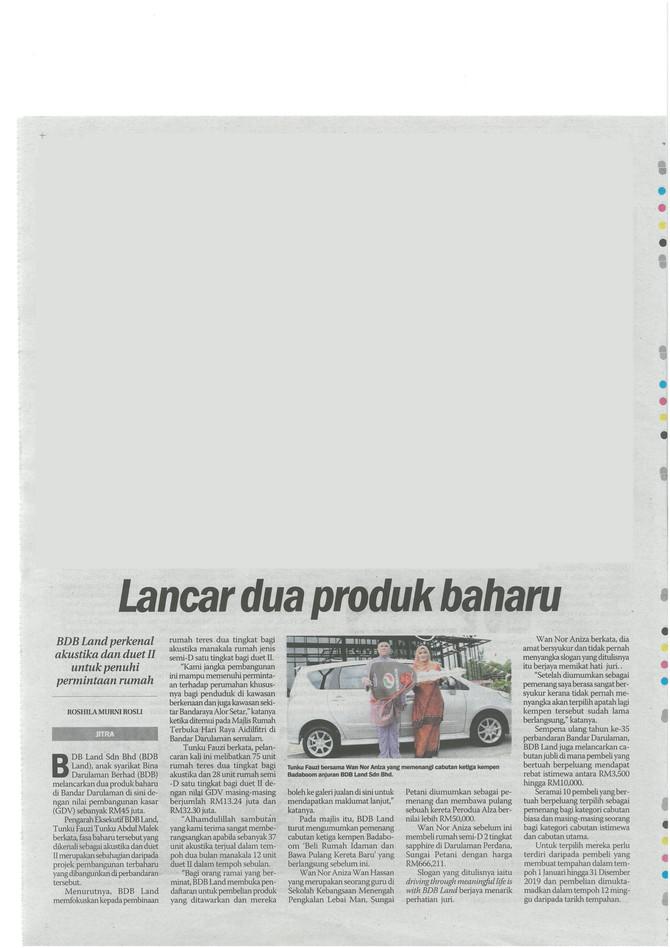Sinar Harian | 24 Jun 2019