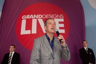 The Kitchen Debate at Grand Designs Live