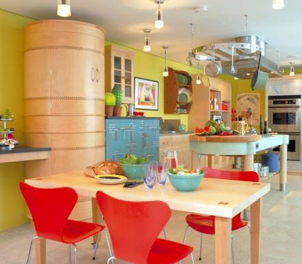 Michael Pollan's Food Rules liberate kitchen design