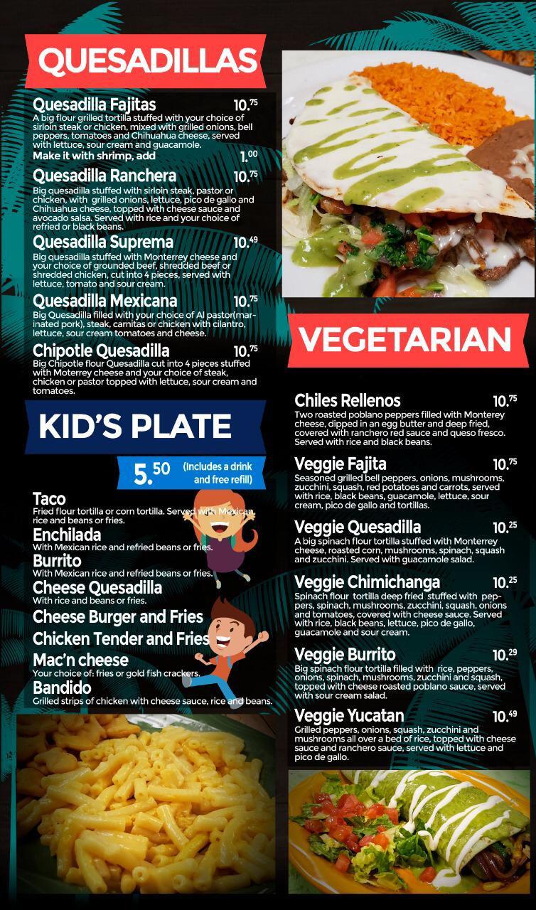 Pacifico menu quesadillas.jpg