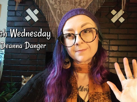Witch Wednesday Video Aid: COMPASSION + ENDING THE FEAR LOOP