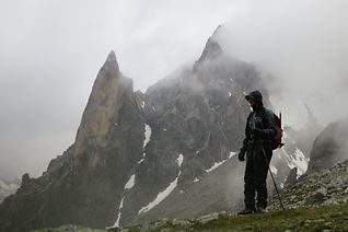 About mountain guides