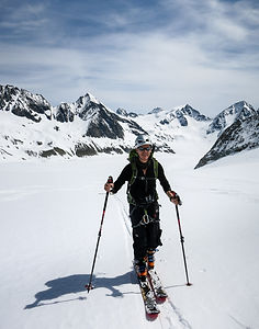 Skitouring Berner Oberland
