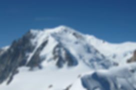 This image shows Mont Blanc