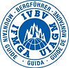 Logo of the international federation of mountain guides associations - IFMGA/UIAGM/IVBV