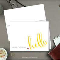 Note Card Yellow Hello.jpg