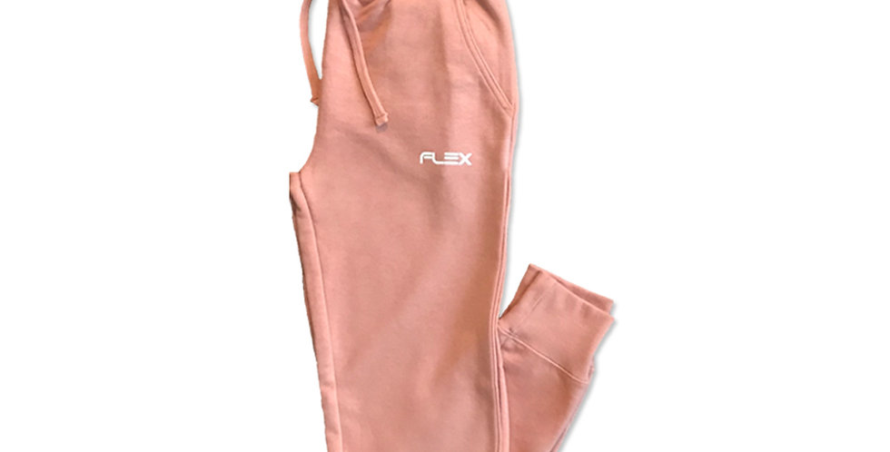 Women's Joggers - Dusty Rose