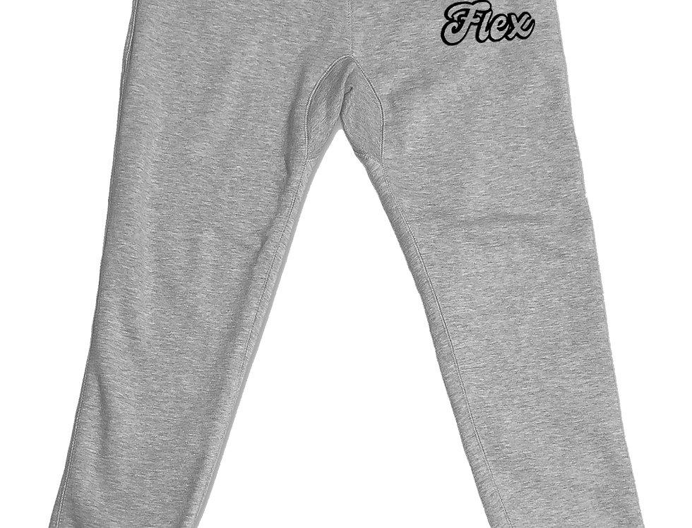 Flex Script Premium Jogger - Gray