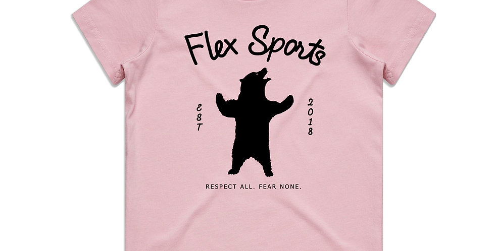 Toddler Respect All. Fear None. - Pink
