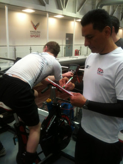 Assessing a future GB Paralympian