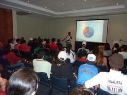 WTC Mexico Sport Psychology Talk